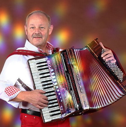 Alleinunterhalter Bernd Kern, Künstleragentur und Gesangsduo Frankentop